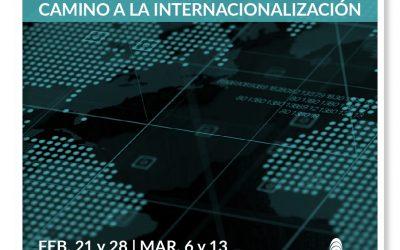 Camino a la Internacionalización